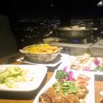 [簡食]台北市>士林區>草山夜未眠~又來到了陽明山浪漫夜景景觀餐廳