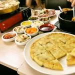 [簡食]台北市>大安區>朝鮮味韓式料理~捎來幸福的女孩小聚