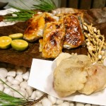 [簡食]台北市>大安區>燈燈庵TOUTOUAN日本料理~慢食竹、楓、櫻會席料理