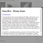 [語法] 利用 Fancybox 燈箱效果作出 網頁公告功能